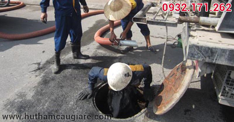 Rút Hầm Cầu Giá Rẻ Quận Bình Thạnh - Gọi Ngay: 0967 393 808
