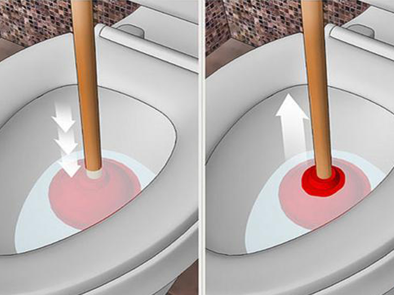 6 cách thông tắc bồn cầu nghẹt đơn giản hiệu quả trong tích tắc - Hình 3
