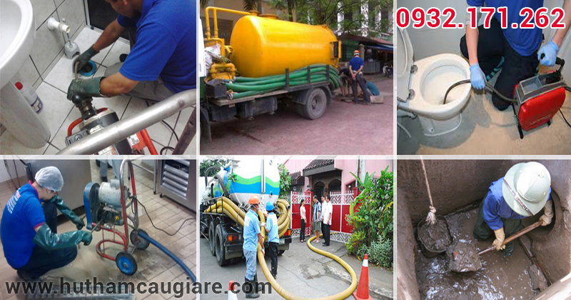 Công Ty Rút Hầm Cầu Giá Rẻ Tại Huyện Hóc Môn TPHCM - Hình 1