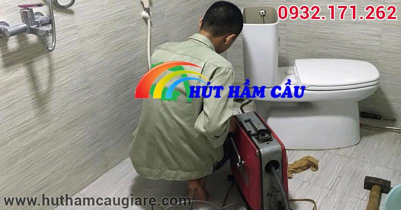 Công Ty Rút Hầm Cầu Giá Rẻ Tại Quận Tân Phú TPHCM - Hình 3