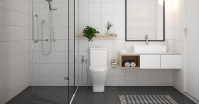 Xây nhà vệ sinh tách biệt nhà tắm: Nên hay không ?